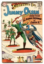 Superman's Pal Jimmy Olsen #93 1966- Batman- trimmed - $15.13