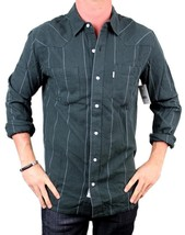 NEW LEVI'S MEN'S PREMIUM COTTON CLASSIC MODERN FIT BUTTON UP SHIRT-3LYLW139CC