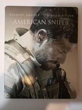 American Sniper  Limited Edition Steelbook [Blu-Ray + DVD] image 1