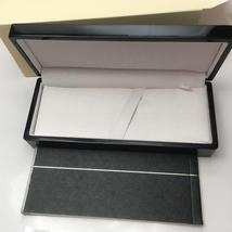 luxury AAA+ Marker pen Box with The papers Manual book , Pen box for m pen , woo - $34.99