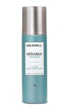 Goldwell USA Kerasilk Repower Volume Foam Conditioner, 4.5oz