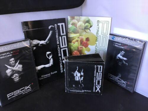 P90x Extreme Fitness Zuhause Beachbody Workout DVD Set GORDON GRIFFITHS