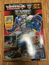Takara Transformers la C-114 Fortress Maximus Action Figurine D'Occasion - $458.74