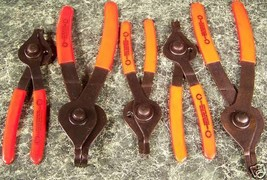 5pc Snap Ring Pliers Set Brand New Tool Circlip Plier - $15.65