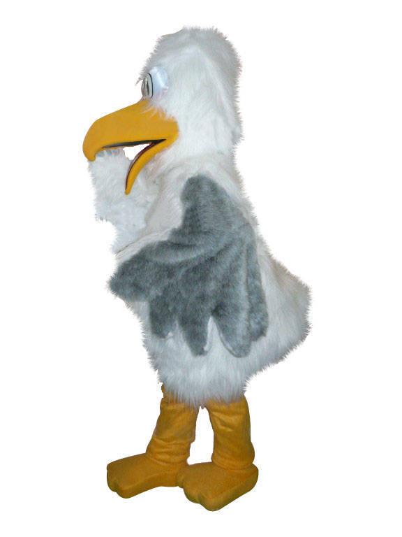 Seagull Mascot Costume Adult Costume For Sale