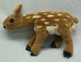 "Folkmanis Very Cute Deer Fawn Hand Puppet 13"" Plush Stuffed Animal Toy - $19.80"