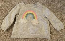 Oshkosh Bigosh Infant Girl Pullover Sweater *SIZE 18M* ~ Rainbow ~ - $9.85