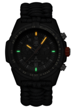 Luminox Bear Grylls Survival LAND Series Black-Green Mens Watch XB.3798.MI image 2