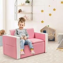 Multi-functional Kids Sofa Table Chair Set - new (cy) - $163.99