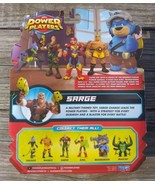 Power Players SARGE Action Figure Series 1 NIB Playmates Toys ZAG Heroez - $10.73