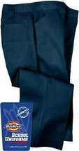 Dickies School Wear KP710 Big Kids Girl's Flat Front Capri Pants (Junior... - $9.99