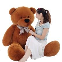 100 Giant Classic Teddy Bear Plush Toy Stuffed Ted Cheap Pirce Big Embra... - $46.20