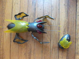 2001 B.I.O Bugs-ACCELERAIDER-Hasbro-Wow Wee-Bio-mechanical integrated or... - $14.85
