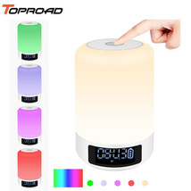 TOPROAD® Colorful LED Light Bluetooth Speaker Portable Wireless Speakers - $41.36