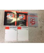 2003 TOYOTA 4RUNNER 4 RUNNER Service Repair Shop Manual Set W EWD & FEATURES - $376.15