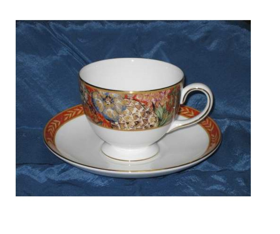 Primary image for New Wedgwood AUGUSTUS Tea Cup Made In England