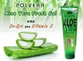 Polvera Aloe Vera Fresh Gel 99.89%  Eliminate Acne & Dark Spots Rejuvenate 120g - $12.00