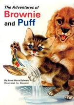 The Adventures of Brownie and Puff; (English and French Edition) [Sep 01, 1971]