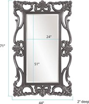 Wall Mirror HOWARD ELLIOTT WHITTINGTON Flourishes - $1,439.00