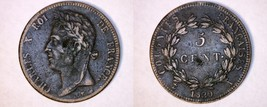 1829-A French Colonies 5 Centimes World Coin - $79.99