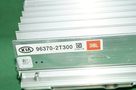 Kia Optima Stereo Radio Amplifier AMP JBL 963702t300 96370-2T300 image 2