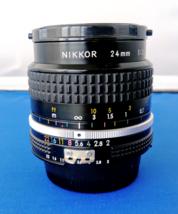 NIKON 28MM F2 Ai-S NIKKOR; Fast f/2.0; Hard to Find EXCELLENT++++ - SALE... - $186.50