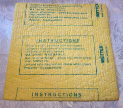 Datex, Inc. Industrial Chemicals Advertising WETTEX Chamois Cloth Chattanooga image 4