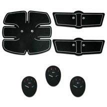 Wireless ABS Muscle Toner Abdominal Muscle Trainers Workout Home Office ... - $14.01