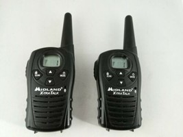 Midland Xtra Talk LXT118VPTwo Way Radio  pair - Tested and working - $14.99