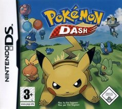 Pokemon Dash [video game] - $37.95