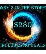 WED-THURS PICK 3 IN THE STORE $280 INCLUDES NO DEALS MYSTICAL TREASURE - $0.00