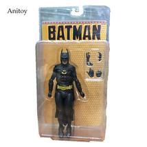 NECA 1989 Batman Michael Keaton 25th Anniversary PVC Action Figure Colle... - $40.00