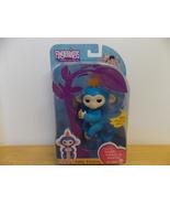 Fingerlings Boris Blue/Orange Hair Interactive Baby Monkey  - $35.00