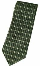 "Kenneth Cole Beautiful Men's Silk Neck Tie Navy Blue Geo 56"" NWOT - $15.43"