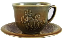 Vintage Wade Irish Porcelain Donegal tea cup an... - $25.00