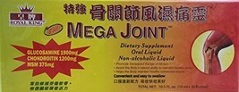 Mega Joint Dietary Supplement Liquid Glucosamine and Chondroitin (12) - $145.04