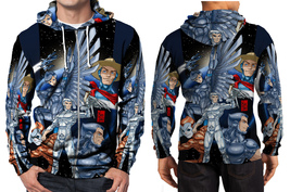 Silver Hawks (29) Zipper Men - $46.80+