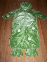 Infant Size 6-12 Months Gymboree Frog Halloween Costume Bunting New NWOT - $28.00