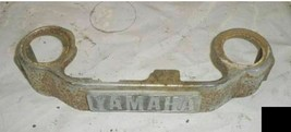 1978 Yamaha XS 750 Triple Tree Cover - $2.88