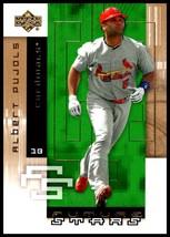 2007 Upper Deck Future Stars #86 Albert Pujols NM-MT St. Louis Cardinals - $1.99