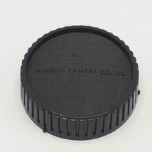 Vintage Minolta Rear Lens Cap Cover for Camera Lens 55mm - $9.89