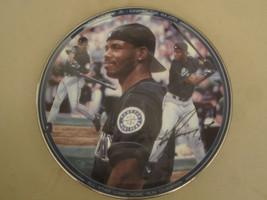 KEN GRIFFEY JR. collector plate ALL-STAR GAME HOME RUN CHAMPION Baseball - $23.96