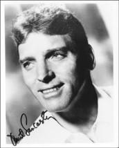 Sexy Burt Lancaster movie star Birdman of Alcatraz 5 x 7 autographed reprint - $4.65