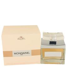Mondaine by Paris Bleu Eau De Parfum Spray 3.1 oz for Women #536236 - $28.39