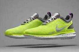 New Nike Free Og '14 Breath Wmn Us Sz: 7(24cm) Running 'volt Breeze' 644450-700 - $59.99