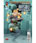 Marvel Adventures Super Heroes #7: Invisible Woman [Comic] [Jan 01, 2010] - $4.89