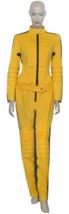 Kill Bill The Bride Cosplay Costume Women Sportswear Halloween Outfit - $82.00