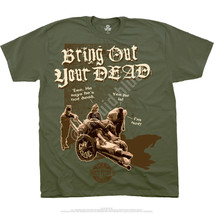 Monty Python & The Holy Grail Bring Out Your Dead T-Shirt NEW UNWORN - $17.41
