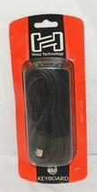 Hosa Technology MID310BK MIDI Cable 5 Pin DIN To Same Ten Feet Long image 1