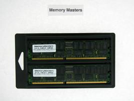 311-1621 2GB  2x1GB Memory for Dell PowerEdge 2600 2650 64x4